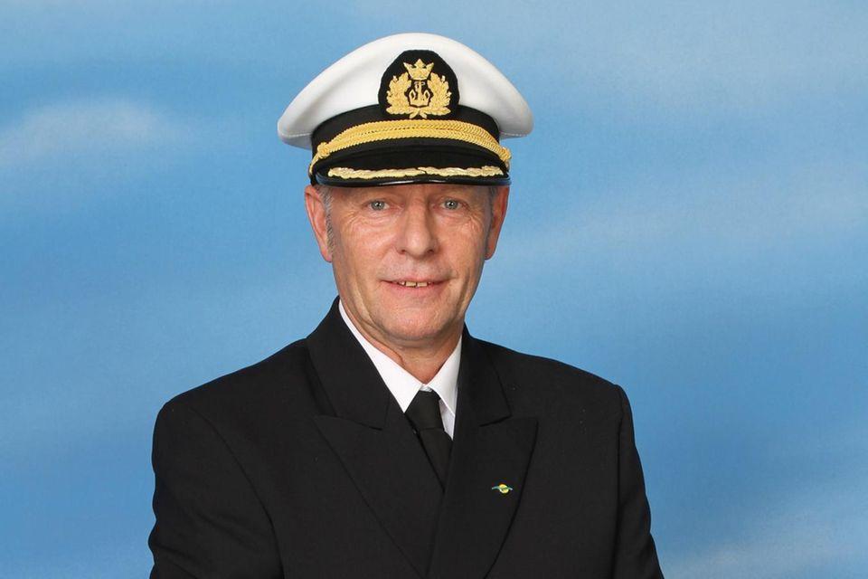 MS Artania-KapitänMorten Hansen