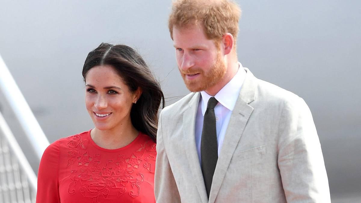 Prinz Harry und Herzogin Meghan: So verbringen sie ihre ersten Tage in L.A.