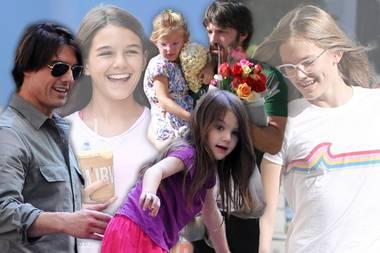Suri, Violet + Co.:Kinder, seid ihr groß geworden!