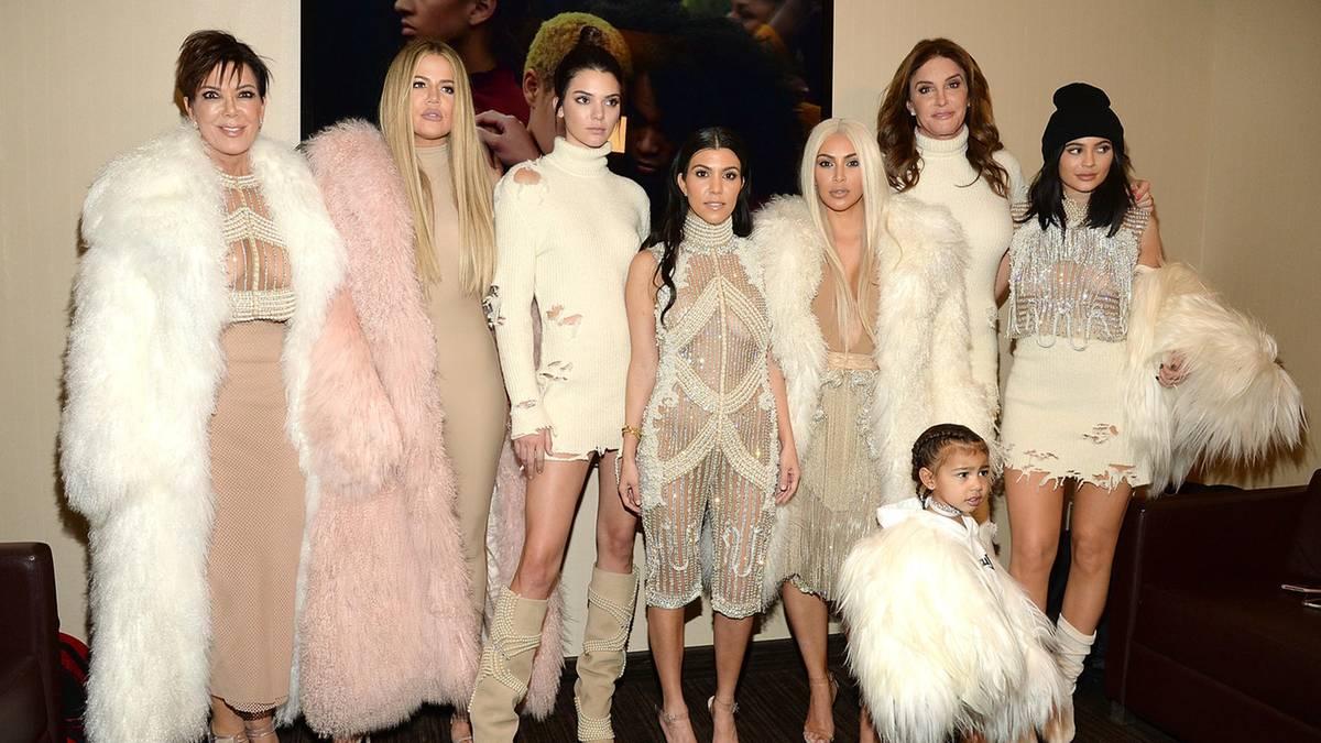 """""""Keeping Up with the Kardashians"""": Eine Schwester geht"""