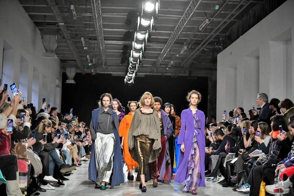 Junko Shimada Fashionshow in Paris
