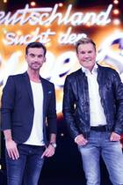 Florian Silbereisen und Dieter Bohlen