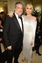 Joe Germanotta mit Tochter Lady Gaga