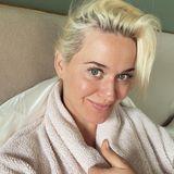 Katy Perry ungeschminkt auf Instagram