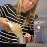 In ihrem Instagram-Video zeigt uns Gwyneth Paltrow, wie sie eine vegetarische Paella zubereitet. Lecker!