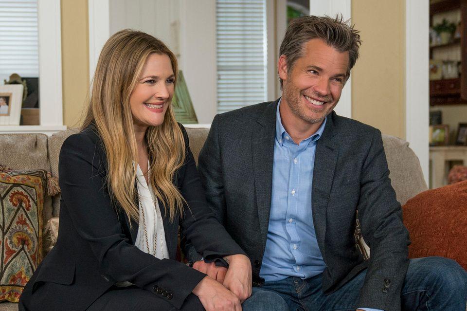 Sheila (Drew Barrymore) und Joel Hammond (Timothy Olyphant)
