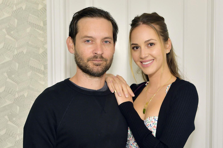 Tobey Maguire und Freundin Tanja Dieteman