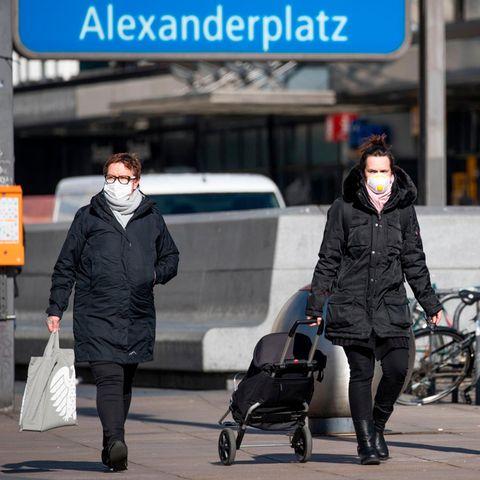 Noch sind Masken keine deutschlandweite Pflicht.