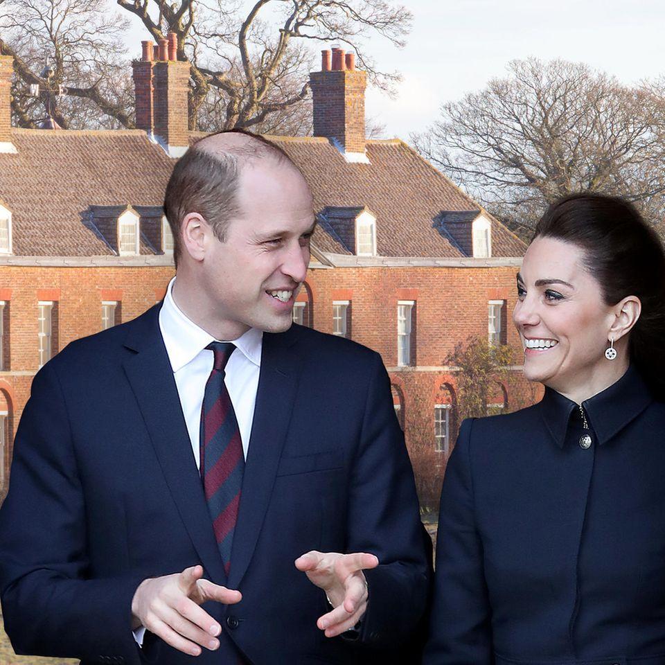 William + Kate