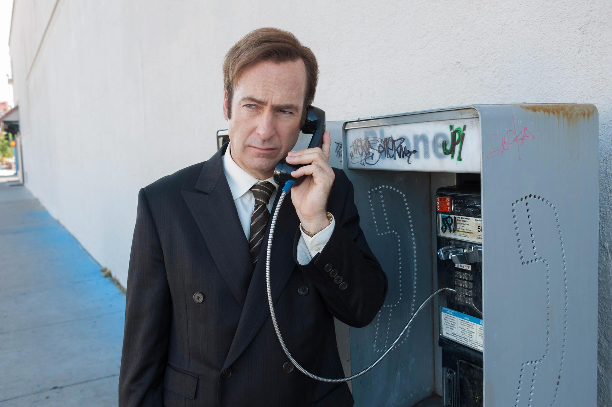 Jimmy McGill (Bob Odenkirk)