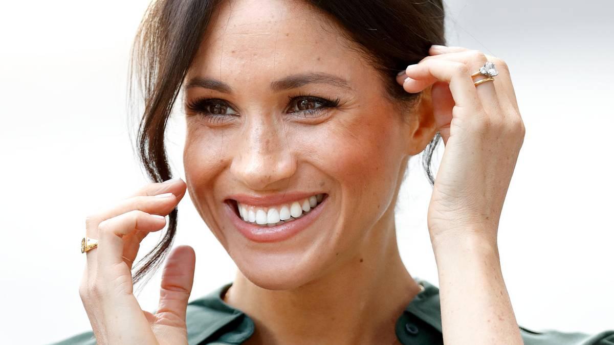 Herzogin Meghan: Das sagt ihr Friseur über die Frau von Prinz Harry