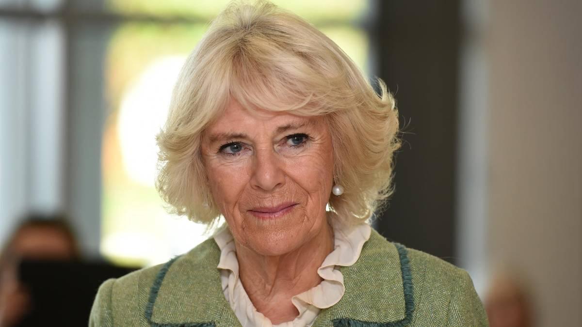 Herzogin Camilla: Ihr Ex-Mann ist am Coronavirus erkankt