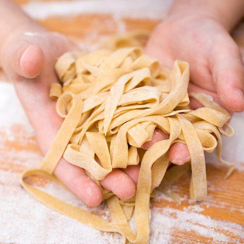 Jamie Olivers einfaches Pasta-Rezept