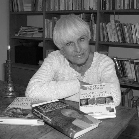Barbara Rütting (†92)