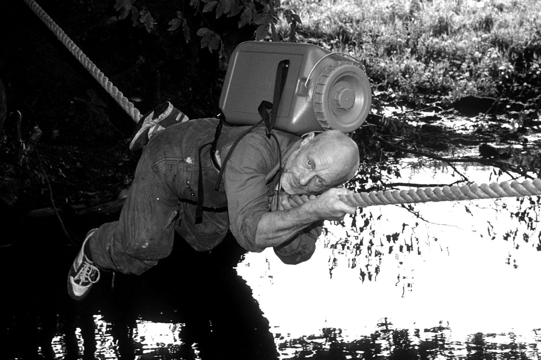 Rüdiger Nehberg (†): Der Survival-Experte und Aktivist ist tot.