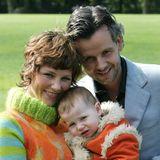 Ein Bild aus guten Zeiten: Maud Angelica, Tochter der norwegischen Prinzessin Märtha Louise und ihrem Mann Ari Behn, wurde am 29. April 2003 geboren.