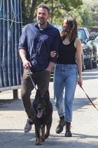 Ben Affleck mit Freundin Ana de Armas
