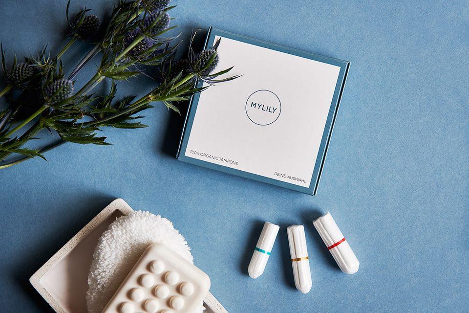 Hygieneartikel Box Mylily