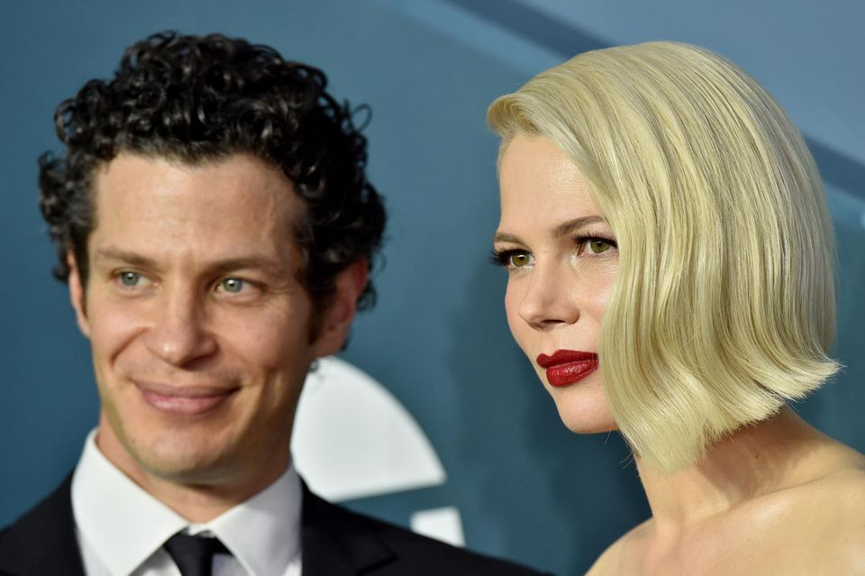 Michelle Williams und Thomas Kail