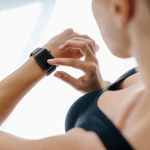 Der Fitnesstracker bleibt auch Zuhause wichtig