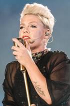 Sängerin Pink