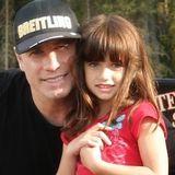 """3. April 2020  Mit diesem Erinnerungsfoto gratuliert John Travolta seiner Tochter Ella Bleu zum 20. Geburtstag. """"Herzlichen Glückwunsch, mein unglaubliches, wundervolles und großartiges Mädchen! Ich liebe dich"""", schreibt er auf Instagram."""