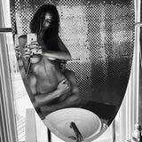 Nackt-Selfie von Emily Ratajkowski