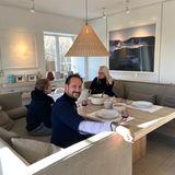 Küche von Mette-Marit und Haakon