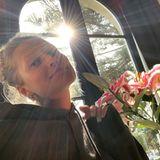 Toni Garrn ungeschminkt auf Instagram