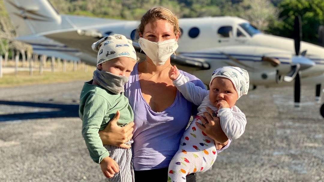 Janni Hönscheid: Daran leidet sie seit Geburt von Tochter Yoko