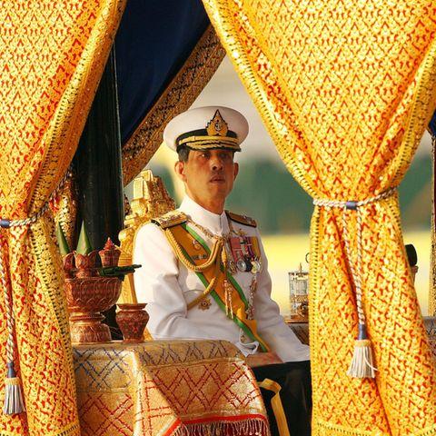 Thai-König Maha Vajiralongkorn, auch Rama X. genannt