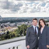 Einen wunderschönen Blick über Rom hatten Prinz Frederik und Prinzessin Mary bei ihrem Besuch der italienischen Hauptstadt im November 2018.