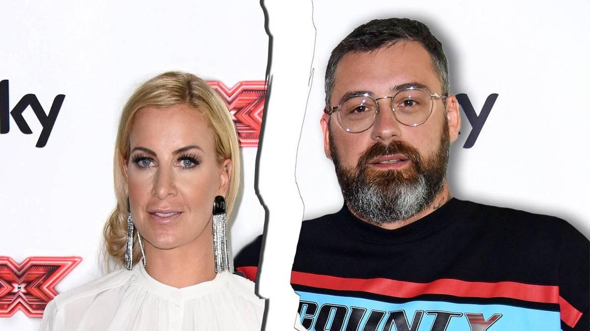 Sido: Kämpferisches Posting nach der Trennung von Charlotte Würdig