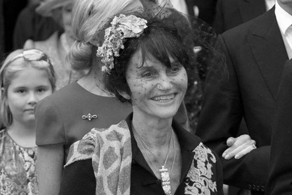 Prinzessin María Teresa de Borbón-Parma