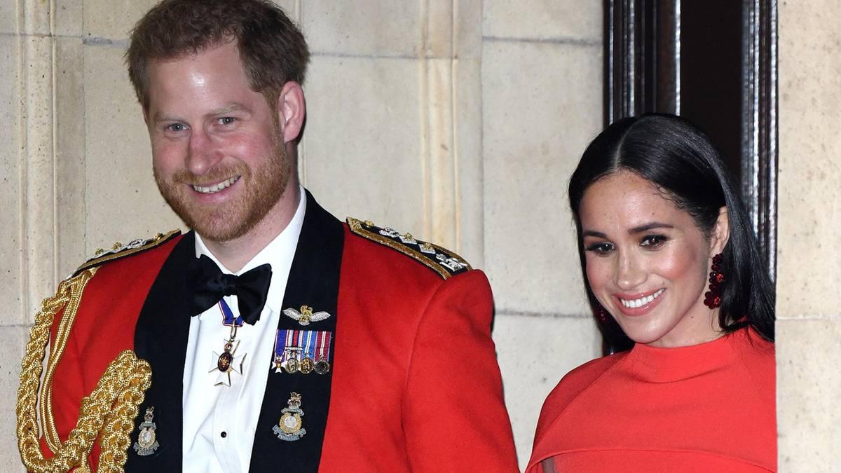 Prinz Harry + Herzogin Meghan: Ein neuer Name für eine neue Organisation