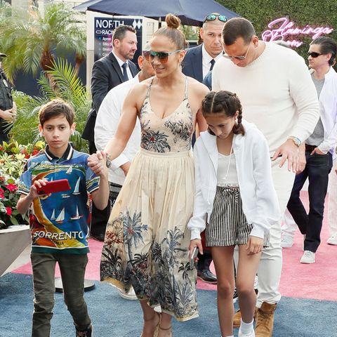 Jennifer Lopez + Alex Rodríguez