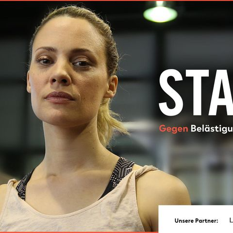 Stand Up ist eine Initiative von L'Oréal Paris und der NGO Hollaback