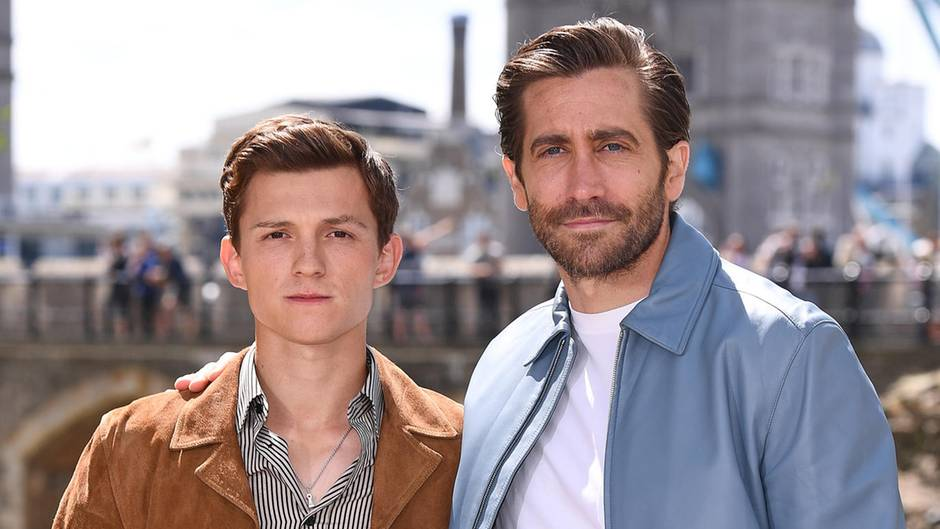 Tom Holland und Jake Gyllenhaal