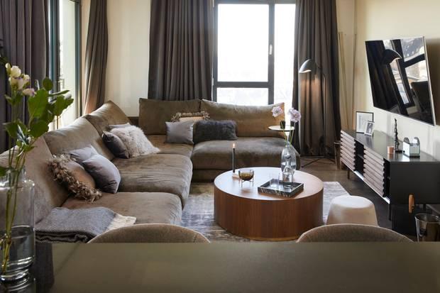 Wohnzimmer von Ann-Kathrin mit Möbeln von WestwingNow