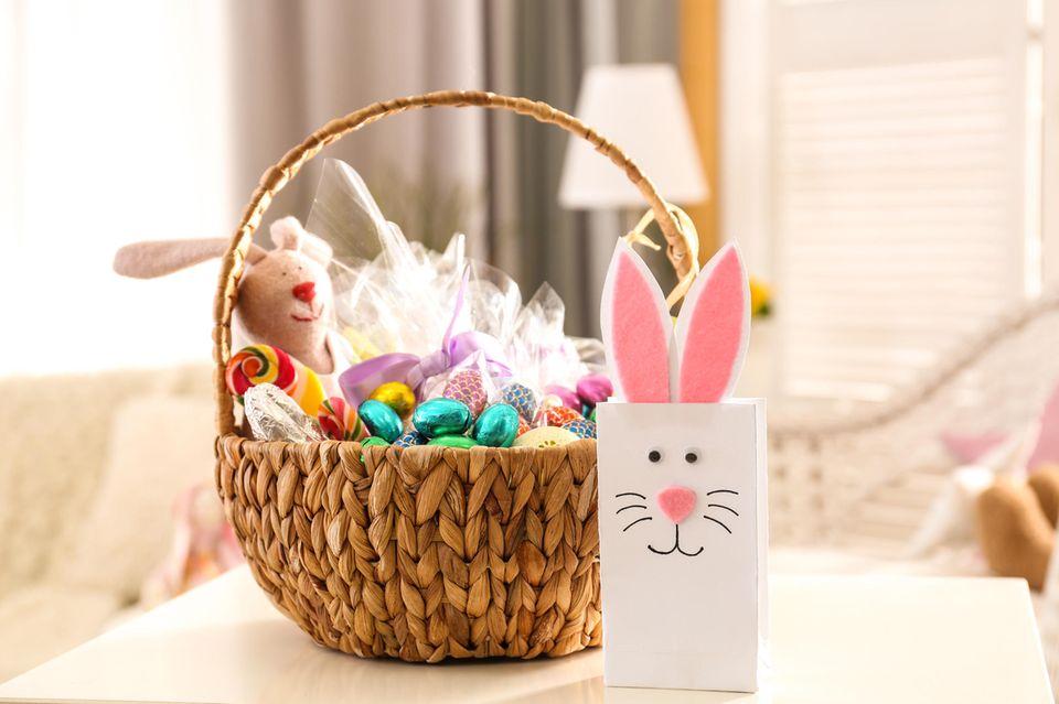 Ostergeschenke, Ostern, Osternest