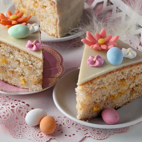 Nektarinen-Torte