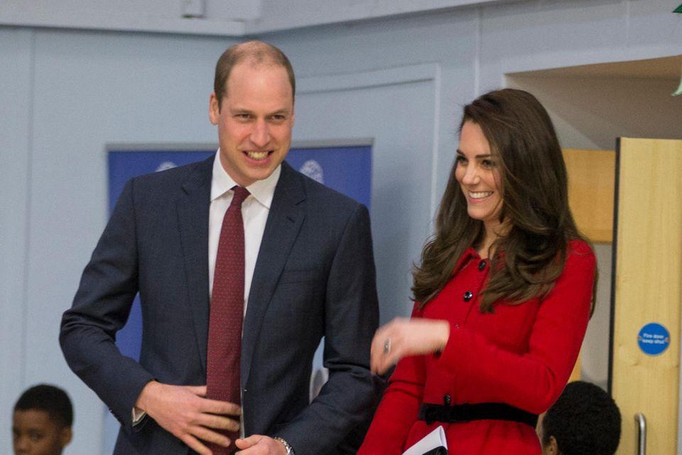 Prinz William ++ Herzogin Catherine