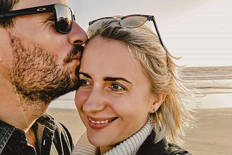 Anna Heiser und ihr Mann Gerald