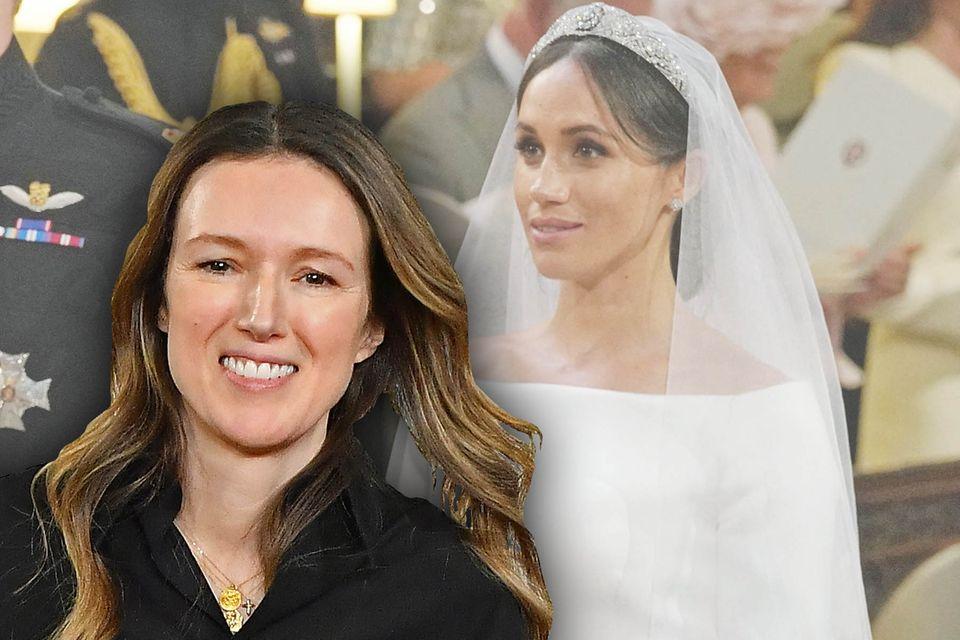 Clare Waight Keller, Herzogin Meghan