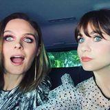 """Die blauen Augen verraten es: Emily ist die ältere Schwester von """"New Girl""""-Star und Sängerin Zooey Deschanel. Auch sie arbeitet erfolgreich als Schauspielerin."""