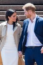 Herzogin Meghan und Prinz Harry haben einen Sohn. Vielleicht bekommt der bald eine Schwester oder einen Bruder.