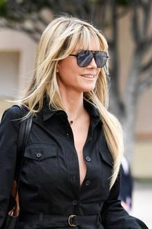 Emsig ist Heidi Klum immer noch: Als Topmodel, Produzentin, Moderatorin, Jurorin und Unternehmerin hat sie seit ihrer Entdeckung 1992 eine beeindruckendeKarriere hingelegt.