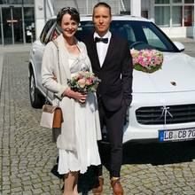 Laura Bräutigam hat geheiratet