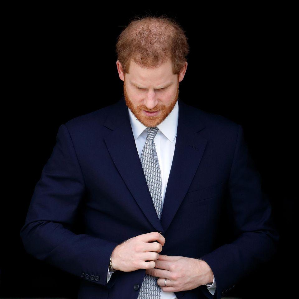 Ob Prinz Harry sich das Leben in den USA leichter vorgestellt hat?