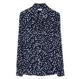 Sowohl casual als auch schick zu stylen: Diese Bluse von Seidensticker ist fürjede Situation und jeden Anlass einsetzbar - ein richtiger Allrounder, kostet ca. 100 Euro.